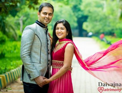 Nivedita & Vikas