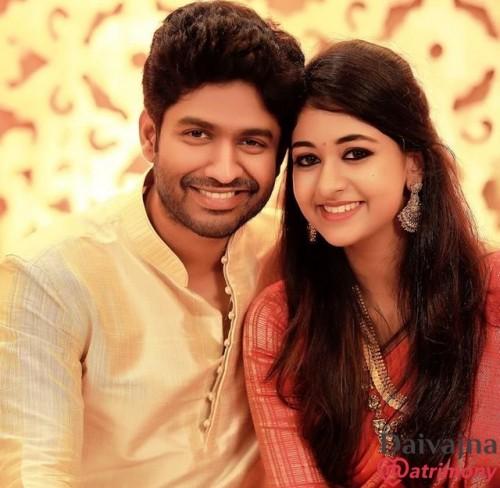 Preetam & Priya